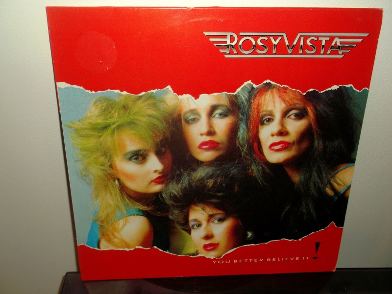 """rosy vista """"you better believe it """"1989 Rosy_v10"""
