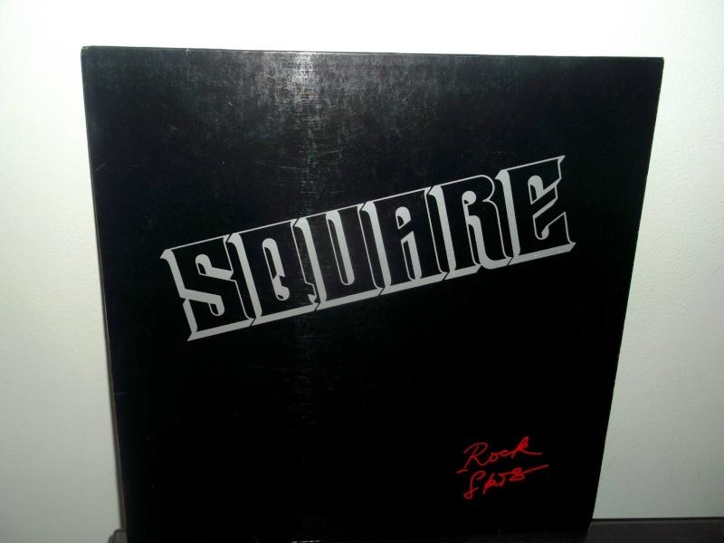 "SQUARE  ""Rock Star""   (1985 - France) Square10"