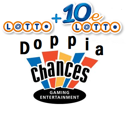 Gara Doppia Chance dal 12 al 16 Maggio  Ultima settimana Doppia16