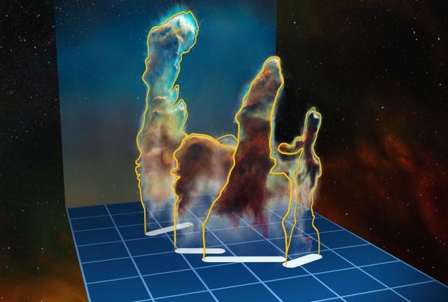 Espace : les piliers de la création en 3D 13956610
