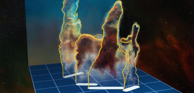 Espace : les piliers de la création en 3D 13956710