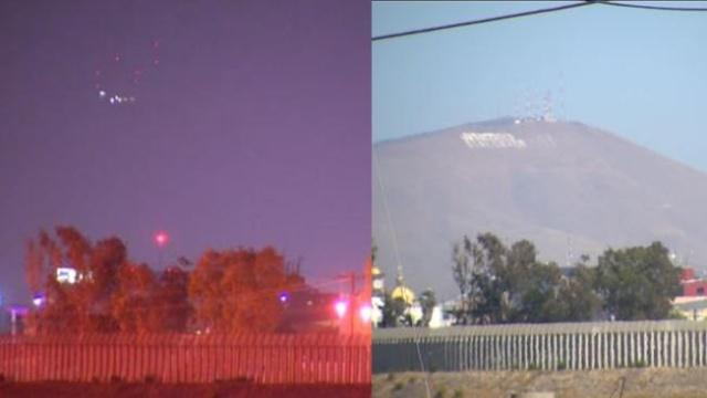 Vidéo : une mystérieuse forme luminescente dans le ciel de San Diego Big_ar10