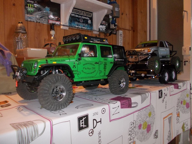 Axial scx10 Jeep Wrangler Unlimited Rubicon KIT - Página 6 0311