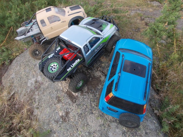 Axial scx10 Jeep Wrangler Unlimited Rubicon KIT - Página 4 C510
