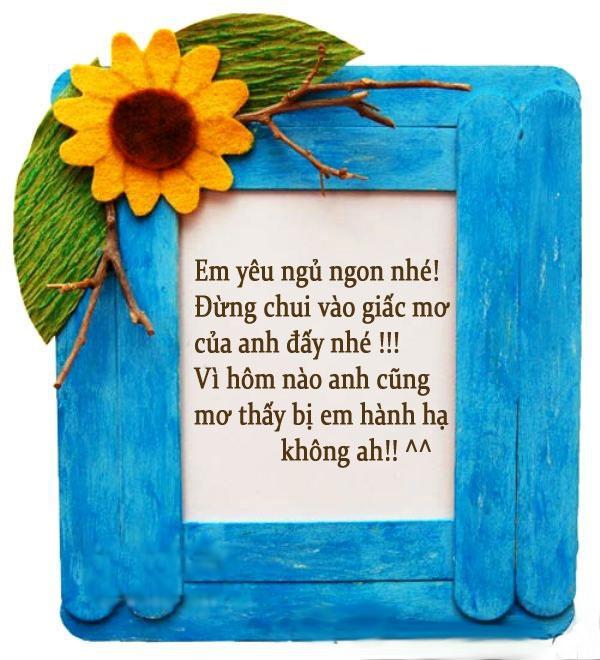 Tuyển tập tin nhắn hài chúc ngủ ngon  Hanh-410