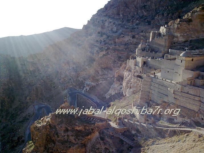 منتديات جبل القوش
