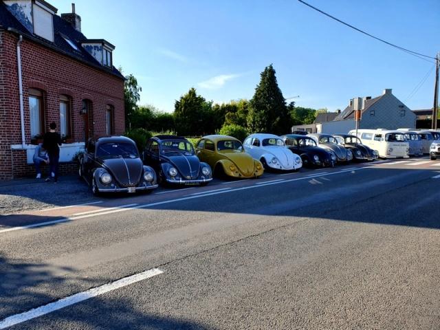 PHOTOS DE L' OPEN HOUSE 6  Nostalgia cars  - Page 2 20190512