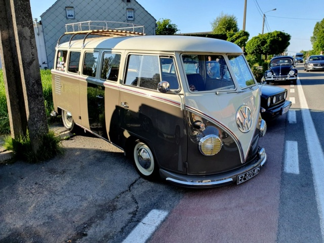 PHOTOS DE L' OPEN HOUSE 6  Nostalgia cars  - Page 2 20190518