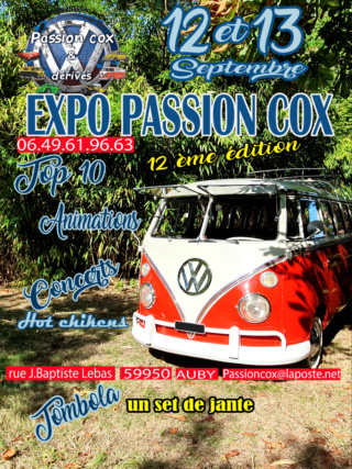 Passion cox & dérivés Flyer_12