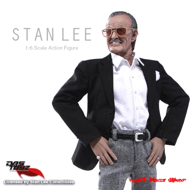 STAN LEE Figure Limited Edition 1000 Stan-l10