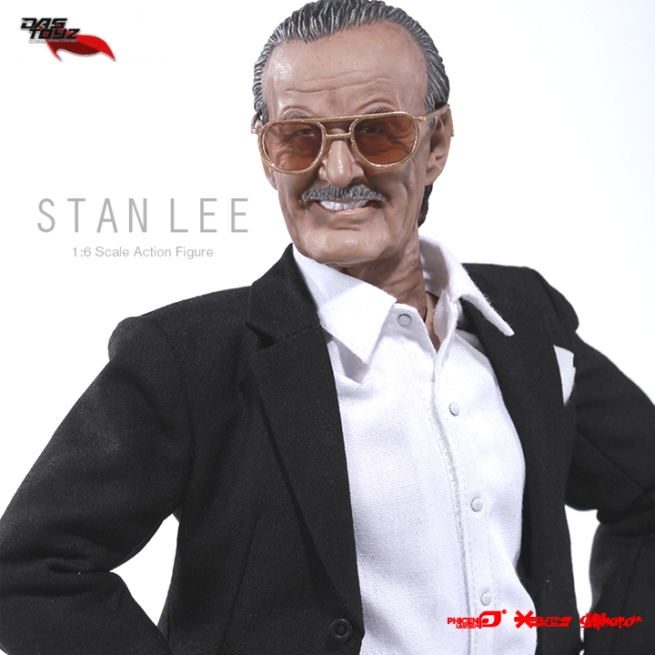 STAN LEE Figure Limited Edition 1000 Stan-l11