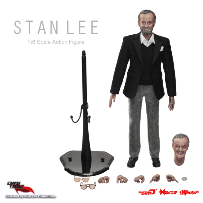 STAN LEE Figure Limited Edition 1000 Stan-l13