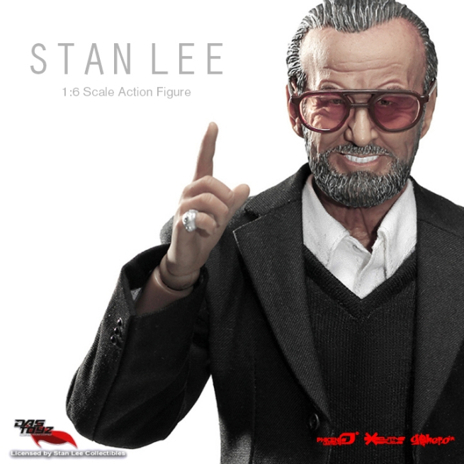 STAN LEE Figure Limited Edition 1000 Stan-l14