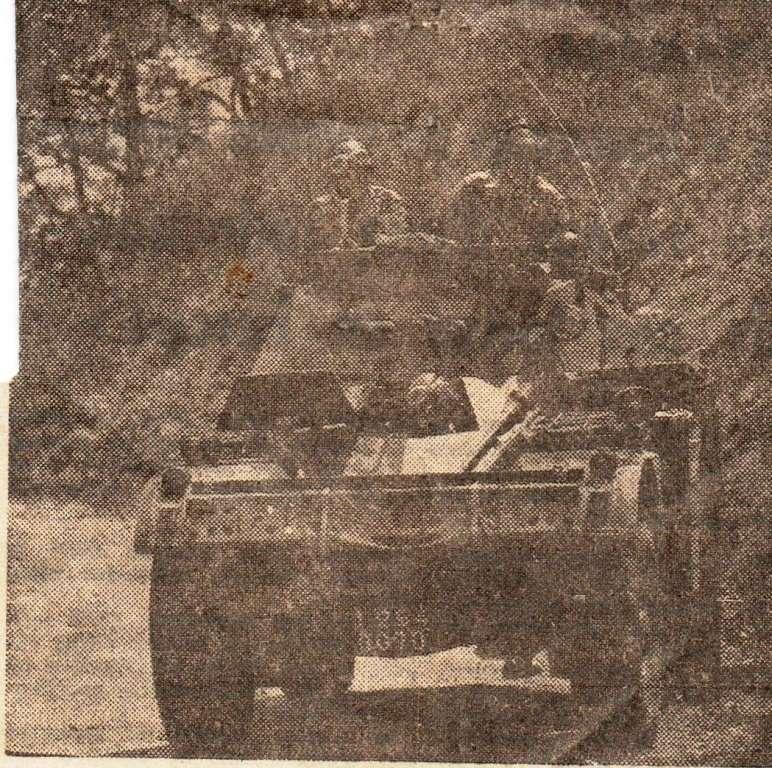 Panhard AML-60  - 5eme Régiment de Chasseurs - Alpes 1966 [Scratch 1/20] - Page 10 Aml-2510