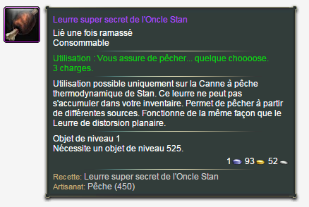 Le leurre Super Secret de l'Oncle Stan Leurre10