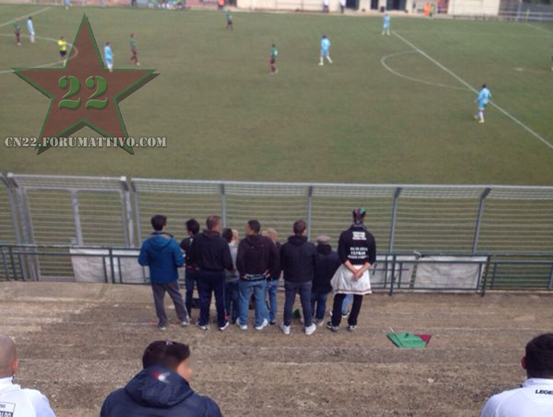 Stagione Ultras 2014-2015 A13