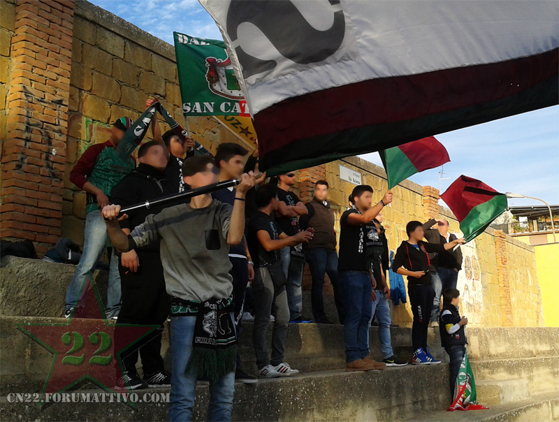 Stagione Ultras 2014-2015 A14