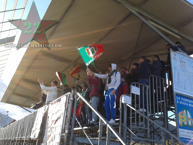 Stagione Ultras 2014-2015 A17