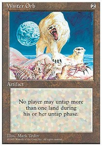 Banlist EDH Winter10