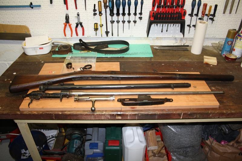 Gewehr 1888/05 00115