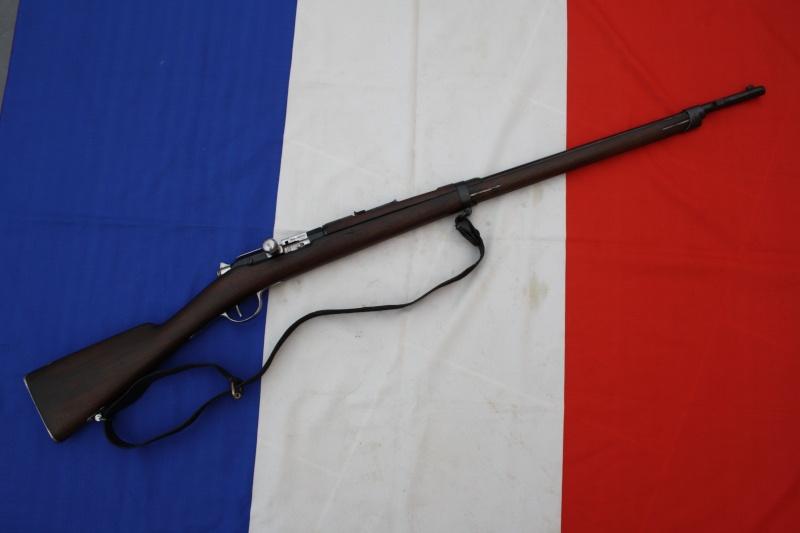 Fusil Gras M14 00412