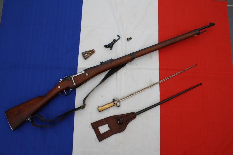 Fusil Berthier 07-15 1er type 00415