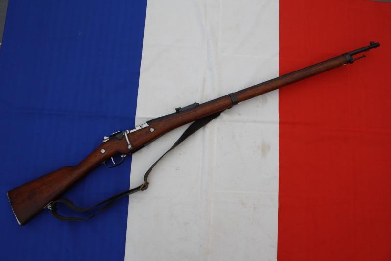 Fusil Berthier 07-15 1er type 00715