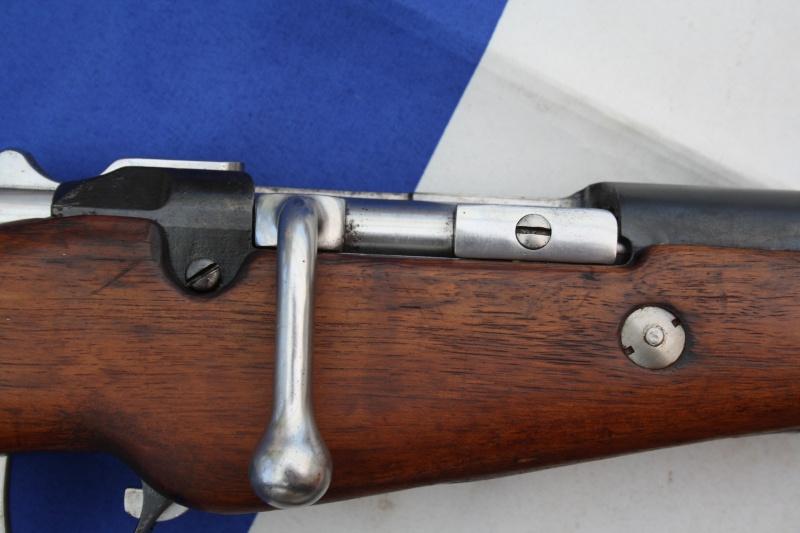 Fusil Berthier 07-15 1er type 01114