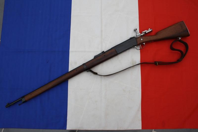 Fusil modèle 1886 M93 'Lebel' 01511