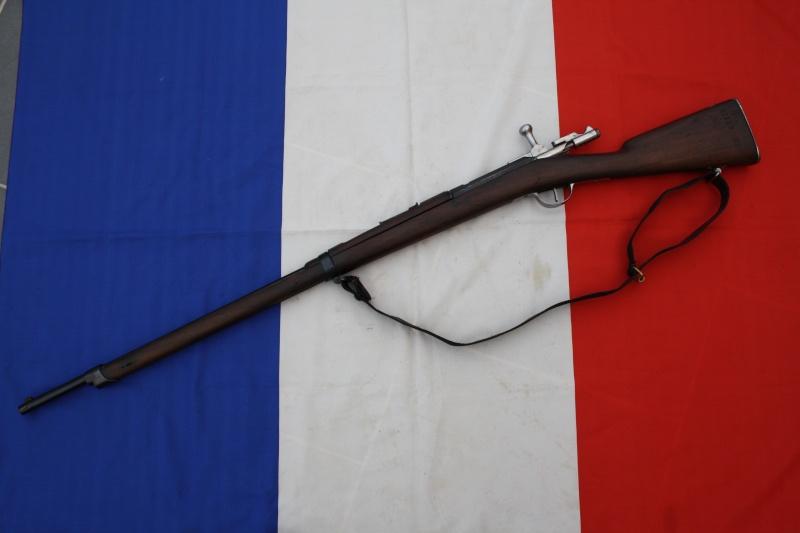 Fusil Gras M14 01911