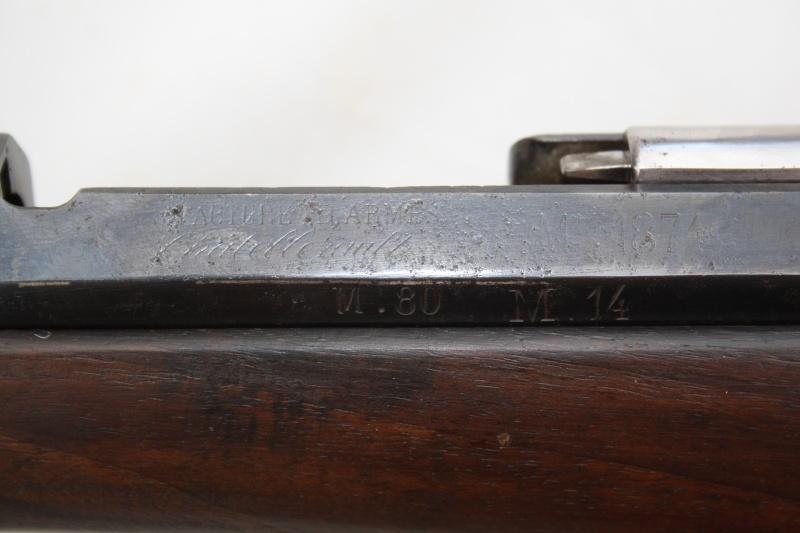Fusil Gras M14 02511