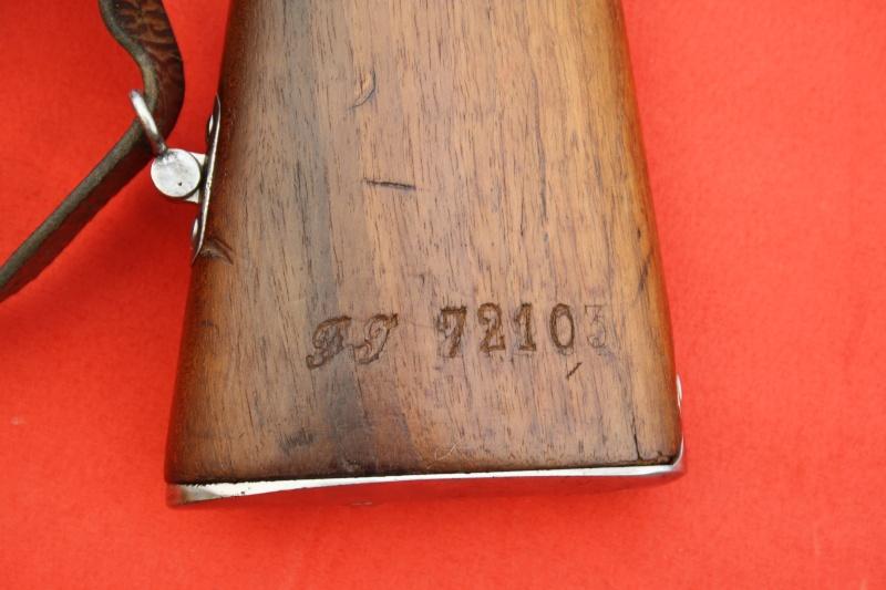 Fusil modèle 1886 M93 'Lebel' 02710