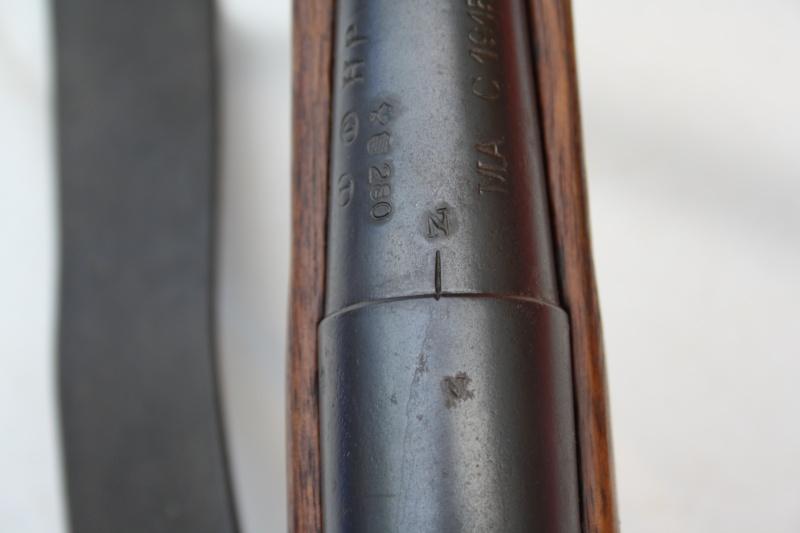 Fusil Berthier 07-15 1er type 03411