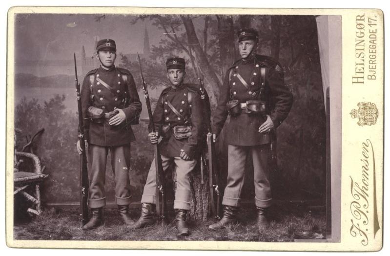 Soldats danois. E7eef310
