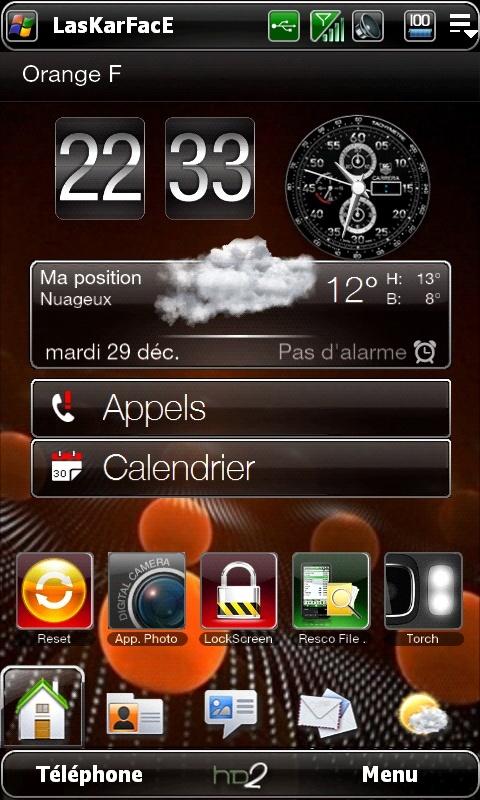 windows - Maxmanila v2.7(changement de l'horloge et autres)... Screen25
