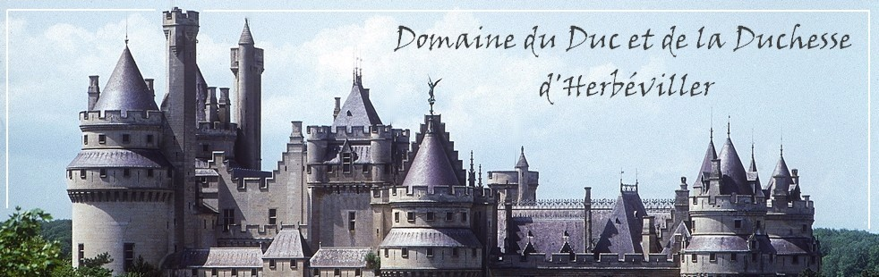 Domaine du Duc et de la Duchesse d'Herbéviller