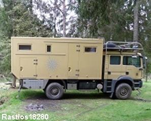 Préparation du Châssis Cabine MAN P1080013