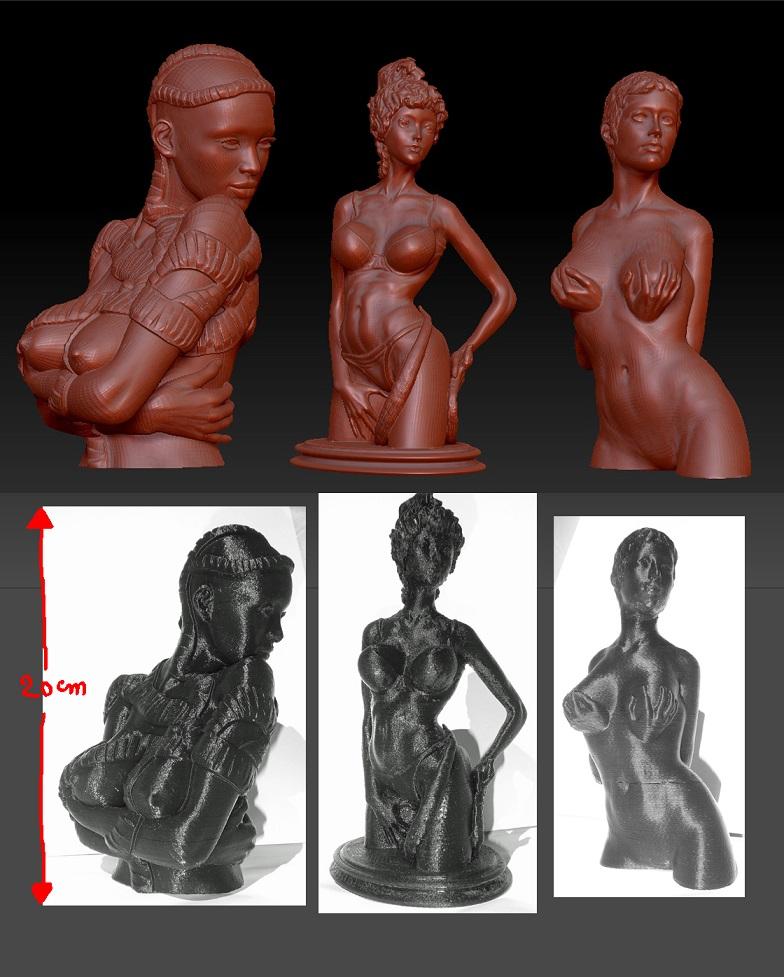 Outils modernes et sculpture traditionnelle 3fichi11