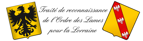 Nouveau traité avec le Duché de Lorraine. Odllor10