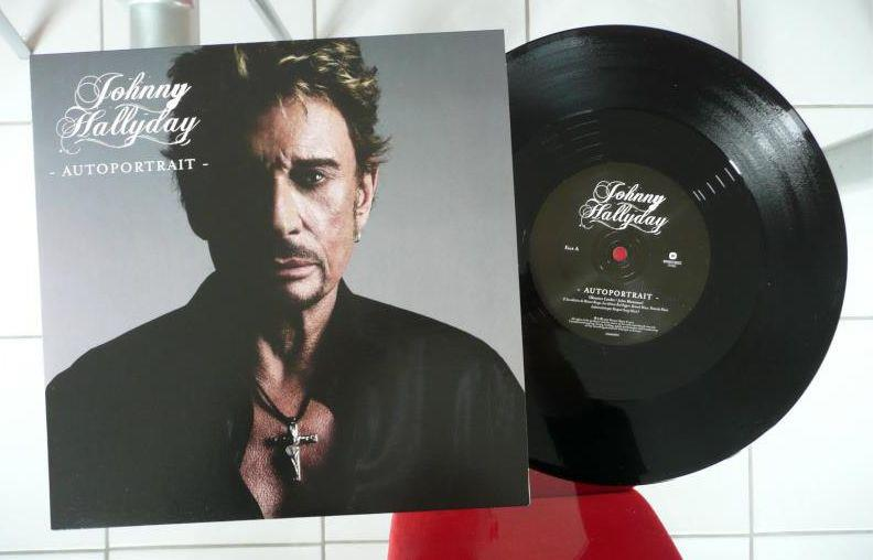 "Disquaire Day 2019 ""Hello Johnny"" vinyle rose le 13 avril 54004210"