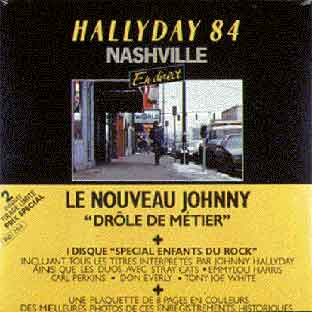 "Timbres Johnny Hallyday ""Tour 66"" 7tfazc10"