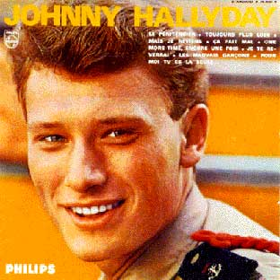 "Disquaire Day 2019 ""Hello Johnny"" vinyle rose le 13 avril 8aptg410"