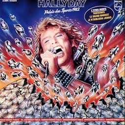 "Timbres Johnny Hallyday ""Tour 66"" A860pc10"
