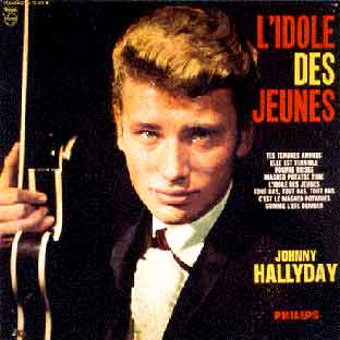 "Timbres Johnny Hallyday ""Tour 66"" Efd76f10"