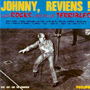 "n° 58 : ""Johnny Live 1981"" Eoh49q10"