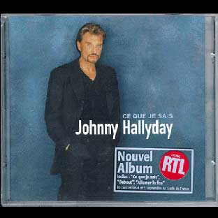 "Timbres Johnny Hallyday ""Tour 66"" F99bis10"