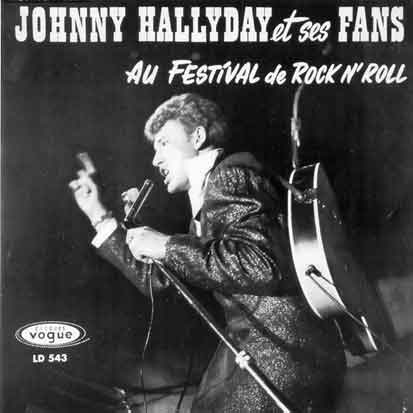 "Disquaire Day 2019 ""Hello Johnny"" vinyle rose le 13 avril Festiv10"