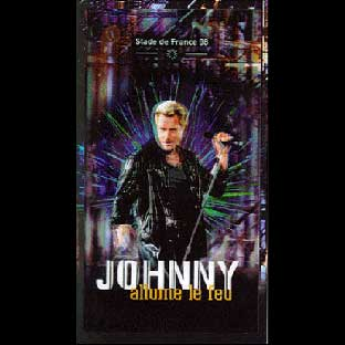 "Timbres Johnny Hallyday ""Tour 66"" Haldkq10"