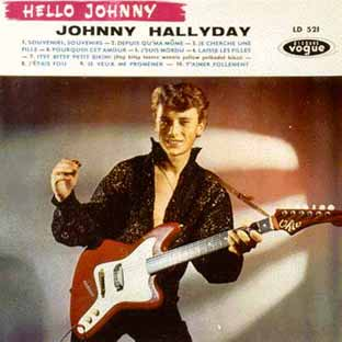 Premier enregistrement de Johnny Hallyday en juin 1958 Hello_10