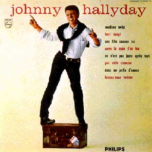 "Disquaire Day 2019 ""Hello Johnny"" vinyle rose le 13 avril Madiso10"